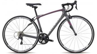 Specialized Ruby Comp Rennrad Komplettrad Damen-Rad Gr. 44cm satin charcoal/pink/white Mod. 2015