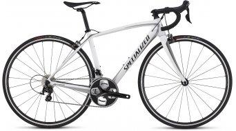 Specialized Amira SL4 Sport Rennrad Komplettrad Damen-Rad gloss metallic white/charcoal/silver Mod. 2016