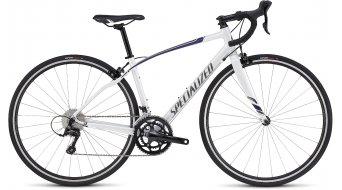 Specialized Dolce Sport Rennrad Komplettrad Damen-Rad gloss white/indigo/charcoal/silver Mod. 2016
