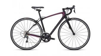 Specialized Ruby SL4 Rim 28 Rennrad Komplettrad Damen-Rad tarmac black/rainbow flake pink/warm charcoal Mod. 2017