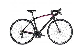 Trek Silque SL Compact WSD Rennrad Komplettrad Damen-Rad Gr. 47cm matte Trek black/flamingo pink Mod. 2016