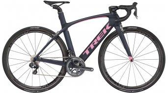 Trek Madone 9.5 WSD Rennrad Komplettrad Damen-Rad matte deep dark blue/gloss pink Mod. 2017