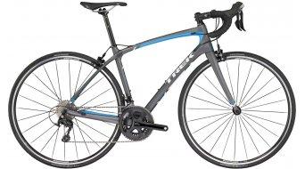 Trek Silque S 5 WSD Rennrad Komplettrad Damen-Rad matte metallic charcoal/waterloo blue Mod. 2017