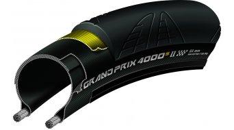 Continental Grand Prix 4000 S II VectranBreaker Rennrad-Faltreifen 3/330tpi BlackChili Compound