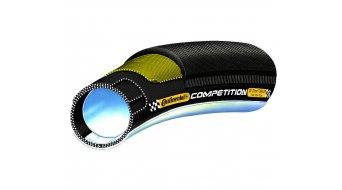 Continental Competition VectranBreaker Schlauchreifen mm) schwarz 3/180tpi BlackChili Compound