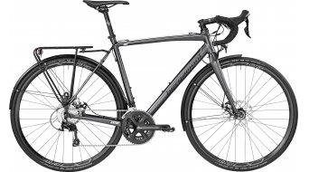 Bergamont Prime CX RD 28 Cyclocross Komplettrad grey/black (matt) Mod. 2017