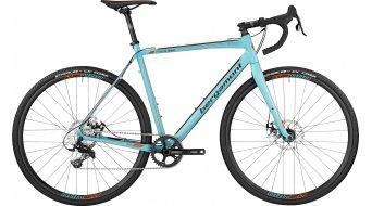 Bergamont Prime CX Sport Cyclocross Komplettrad coral blue/orange (matt) Mod. 2017