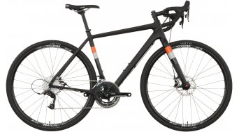 Salsa Warbird Carbon Rival 700C Cyclocrosser Komplettrad Reiserad black Mod. 2017