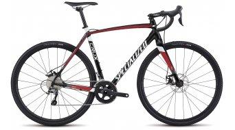 Specialized Crux E5 28 Cyclocrosser Komplettrad tarmac black/flo red/metallic white Mod. 2017