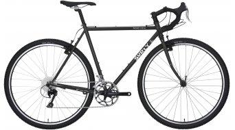 Surly Cross Check 700C Cyclocross Komplettrad gloss black Mod. 2017