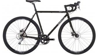 Surly Straggler 700C Cyclocross Komplettrad closet black Mod. 2016