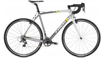 Trek Boone 7 Cyclocrosser Komplettrad charcoal/bright silver/Trek white Mod. 2017