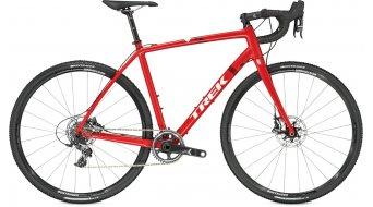 Trek Crockett 7 Cyclocrosser Komplettrad Gr. 61 viper red Mod. 2017