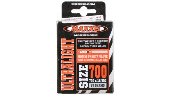 Maxxis UltraLight Schlauch 700x18/25C frz. Ventil