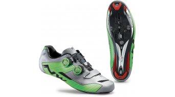 Northwave Extreme Rennrad Schuhe Gr. 42 reflec.silver/green