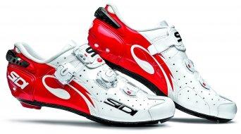 Sidi Wire Carbon Herren Rennrad Schuhe Gr. 40 white/red Mod. 2016
