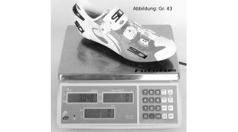 Sidi Wire Carbon Herren Rennrad Schuhe Gr. 45,5 green fluo/white Mod. 2016