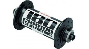 DT Swiss 180 Carbon Ceramic Rennrad Vorderradnabe Loch QR 5x100mm schwarz