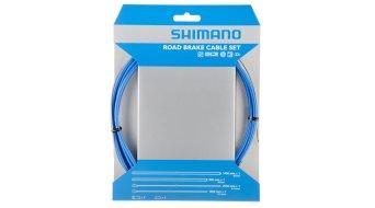 Shimano OT-SP41 PTFE Road Bremszug-Set blau
