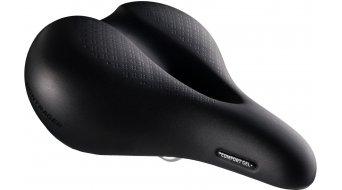 Bontrager Comfort Gel CRZ+ WSD Sattel Damen-Sattel black