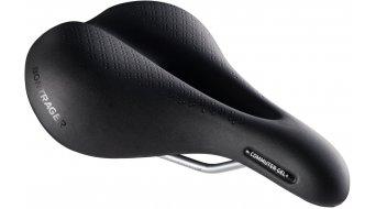 Bontrager Commuter Gel CRZ+ WSD Sattel Damen-Sattel black