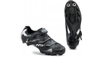 Northwave Scorpius 2 SRS MTB Schuhe Gr. 41.5 black/white