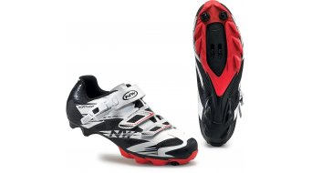 Northwave Scorpius 2 SRS MTB Schuhe Gr. 38 white/black/red