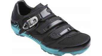 Pearl Izumi X-Project 3.0 MTB-Schuhe Damen-MTB-Schuhe Gr. 39.0 black/black