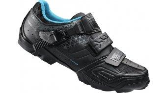 Shimano SH-WM64L SPD Damen Schuhe MTB-Schuhe schwarz