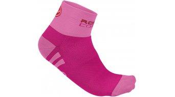 Castelli Rosa Corsa Socken Damen-Socken