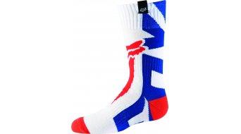 Fox MX Shiv Socken Kinder-Socken Youth Gr. Y-S white