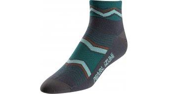 Pearl Izumi Elite Socken Damen-Socken chevrons viridian green
