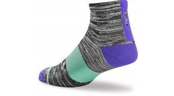 Specialized SL Mid Socken Sock Gr. XS/S space dye/indigo
