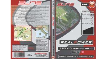 Elite DVD Stelvio 2.Teil Versante Prato für Real Axiom/Real Power