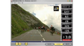 Elite DVD Col Du Galibier für Real Axiom/Real Power