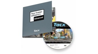 Tacx DVD Trainersoftware TTS 4 Advanced - Vollversion T1990.06