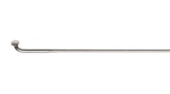 DT Revolution Speiche 1.8mm-1.5mm 252mm silber