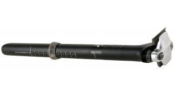 Fizik Cyrano 00 Sattelstütze 31.6x330mm matt black/yellow - VORFÜHRTEIL ohne Originalverpackung