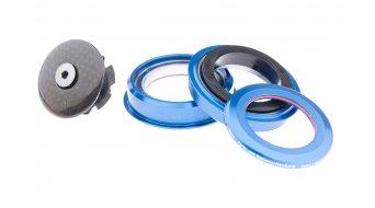 Tune Bubu Steuersatz semi-integriert 1 1/8 grün inkl. Carbon-Deckel & GumGum (ZS44/28.6 | ZS44/30)