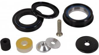 Tune Bubu Steuersatz semi-integriert 1 1/8 schwarz inkl. Carbon-Deckel & GumGum (ZS44/28.6 | ZS44/30)