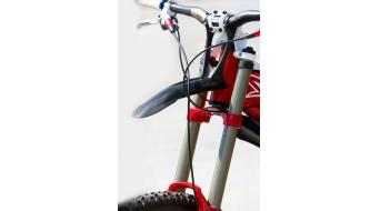 Crud Products Fast Fender DH Schutzblech mit Lenkerbefestigung