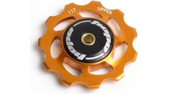 Hope Tooth Jockey Schaltwerksrolle oben (Stk.) 11T orange