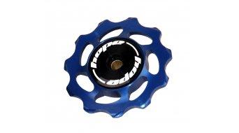 Hope Tooth Jockey Schaltwerksrolle unten (Stk.) 11T blue