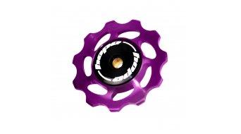 Hope Tooth Jockey Schaltwerksrolle unten (Stk.) 11T purple
