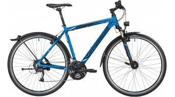 Bergamont Helix 4.0 EQ Gent 28 Cross Komplettbike Herren-Rad Gr. 46cm fjord blue/black/white Mod. 2016