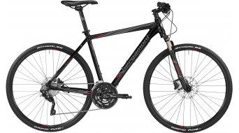 Bergamont Helix 9.0 28 Cross Komplettbike Herren-Rad Gr. 52cm black/red/grey Mod. 2016
