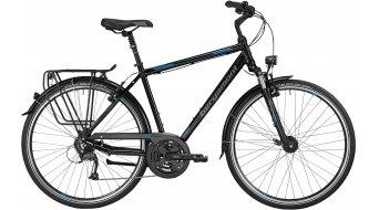 Bergamont Horizon 4.0 Gent 28 Trekking Komplettbike Herren-Rad black/grey/blue Mod. 2016