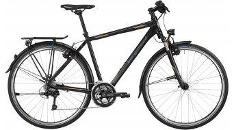 Bergamont Horizon LTD Gent 28 Trekking Komplettbike Herren-Rad black/gold/grey Mod. 2016