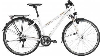 Bergamont Horizon LTD Lady 28 Trekking Komplettbike Damen-Rad Gr. 44cm pearl white/gold/grey Mod. 2016