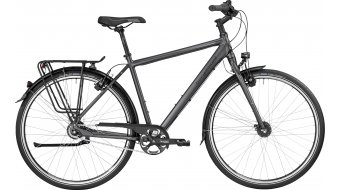 Bergamont Vitess N8 Gent 28 Trekking Komplettbike dark silver/silver (matt) Mod. 2017